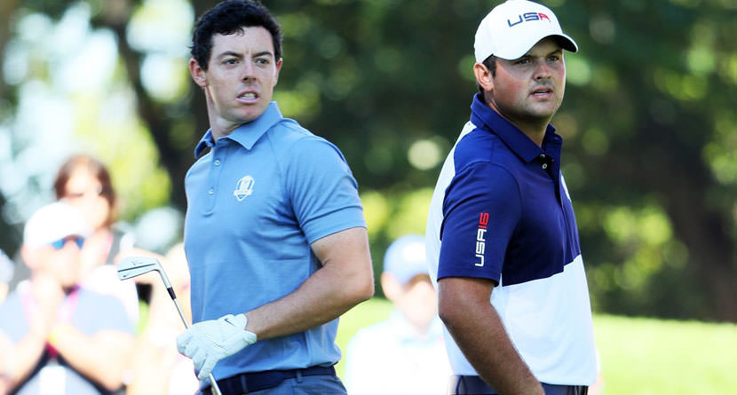 Rory Vs. Reed II A Masters-ful Sunday Pairing