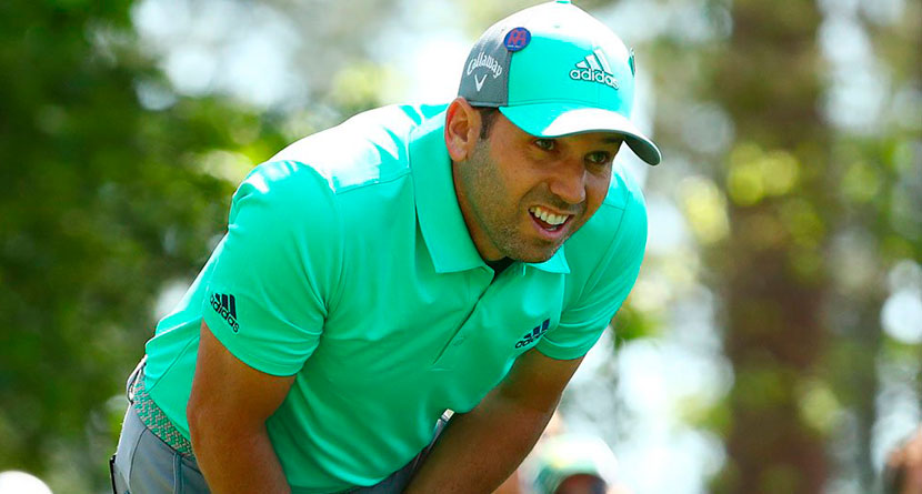 Sergio Rinses Five Balls 'Tin Cup' Style, Makes 13