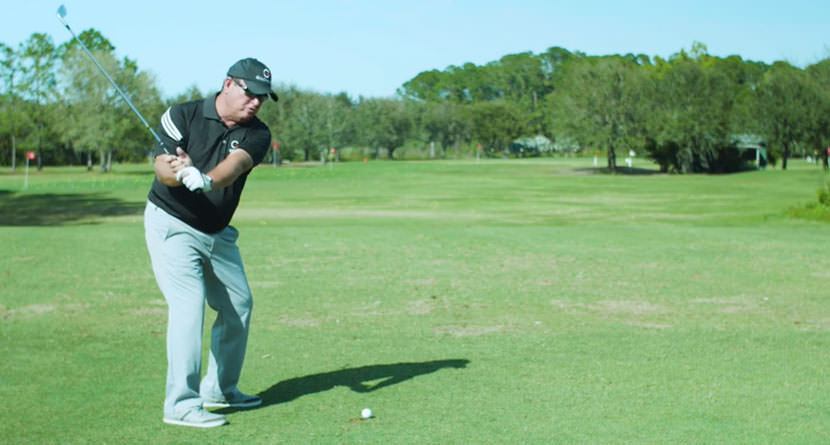 The Swing, Step 2: Get In The Correct Position On The Backswing