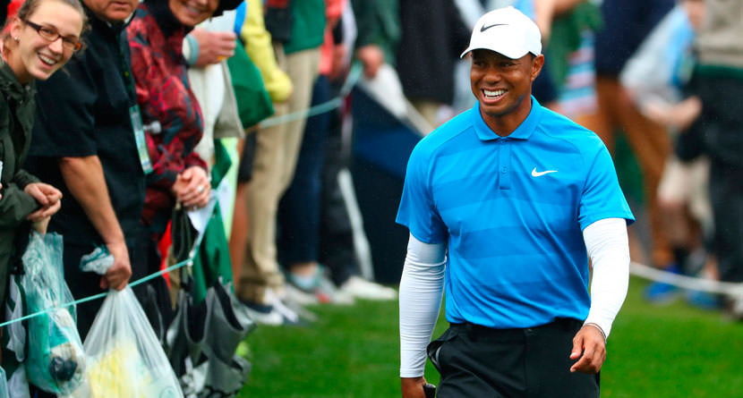 Tiger Woods Commits To Wells Fargo Championship