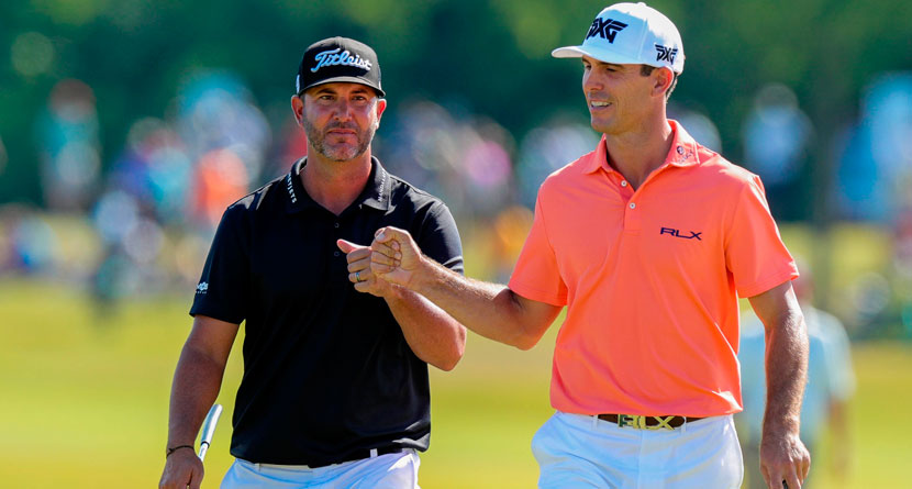 Tools: Billy Horschel and Scott Piercy's Winning Clubs At Zurich