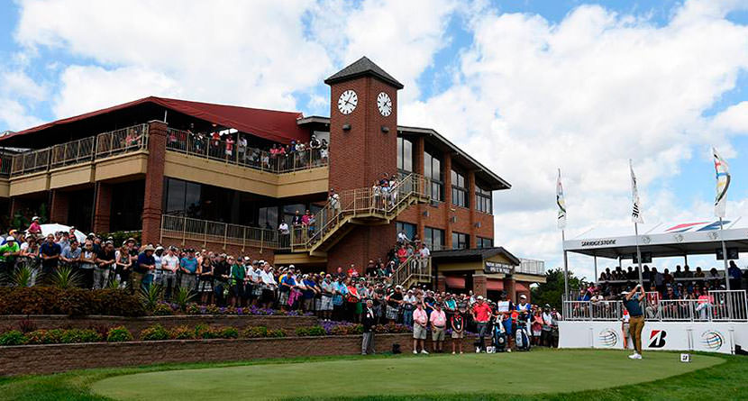 Akron World Golf Championship Moving To Memphis