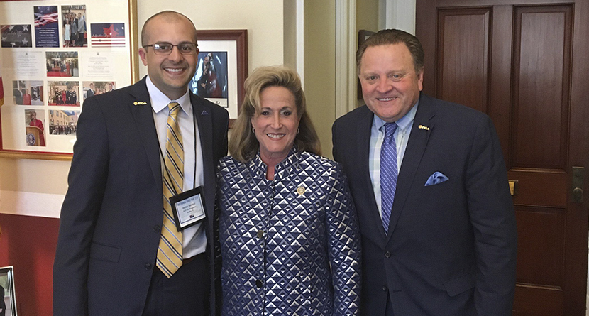 CEO Of Golf Life Navigators Visits Capitol Hill