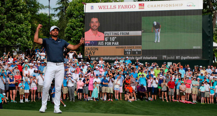 Tools: Jason Day's Winning Clubs At Wells Fargo