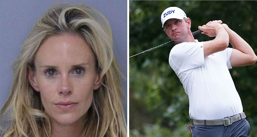 Lucas Glover Says Wife Attacked Him After Poor Showing At Players