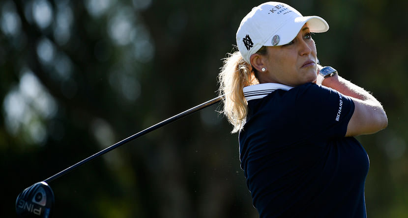 Cristie Kerr Slams USGA Decision After Deluge Of Rain