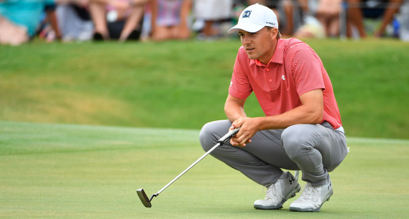 Spieth's Tip On Alcohol During Hot Weather: Lay Off The Sauce