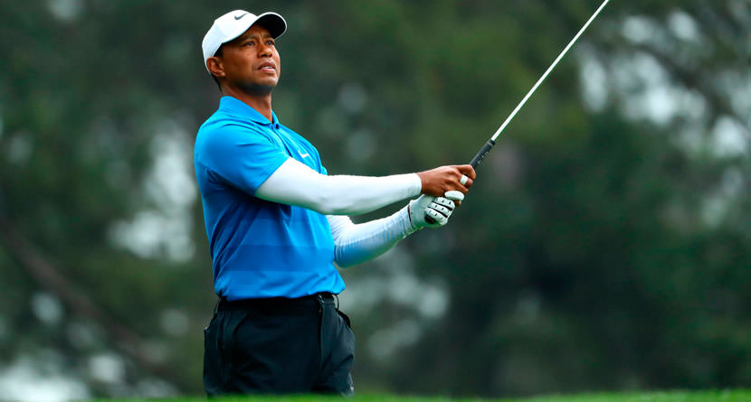 Tiger Woods Unveils New TW·Phase1 TaylorMade Irons