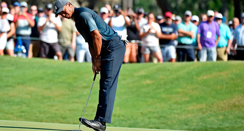 Tiger Backs Into Weekend; Phil, Rickie, Rory Miss Cut