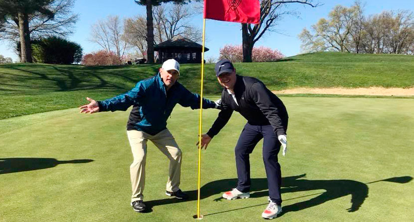 St. Louis Golfers Buck 17 Million-To-1 Odds