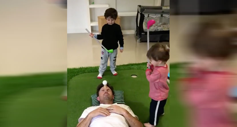 Getting The Younger Generation Into Golf Can Be Painful