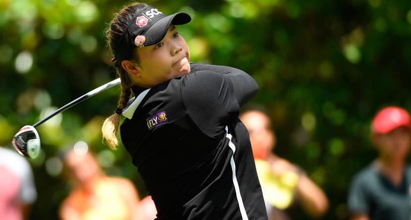 Tools: Ariya Jutanugarn's Winning Clubs At The U.S. Women's Open