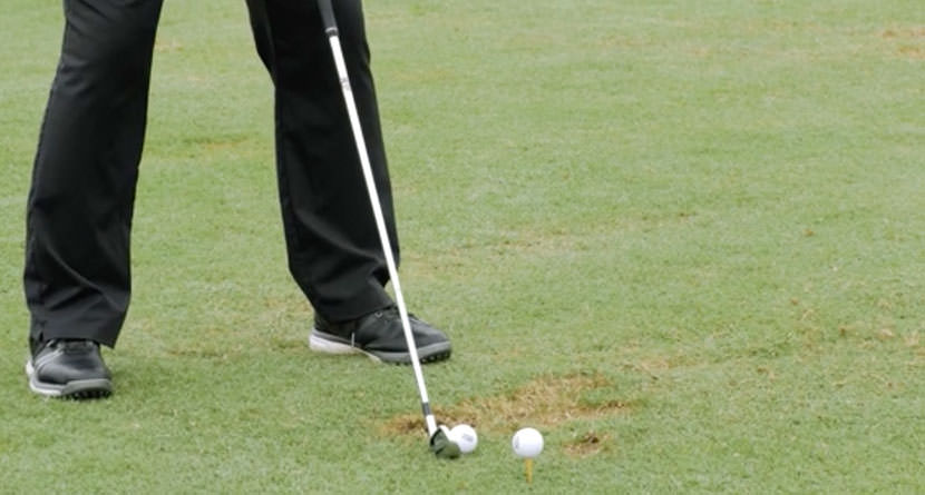 Perfect Ball Position For Each Club