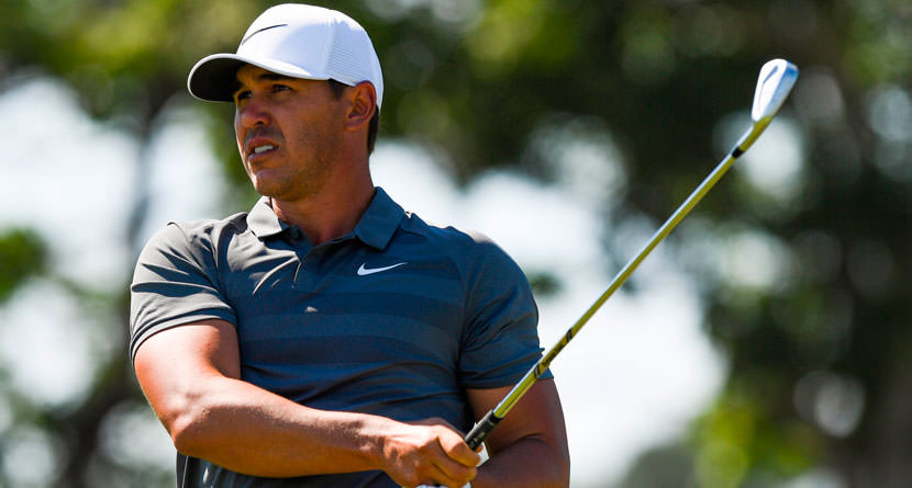 How'd He Hit That: Koepka's Up-And-Down On Sunday