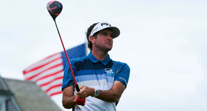 Tools: Bubba's Winning Clubs At Travelers