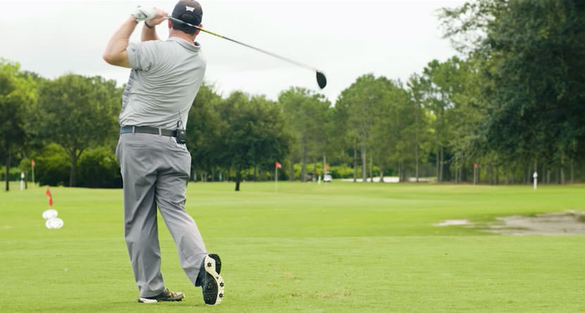 Find The Fairway Under The Most Intense Pressure