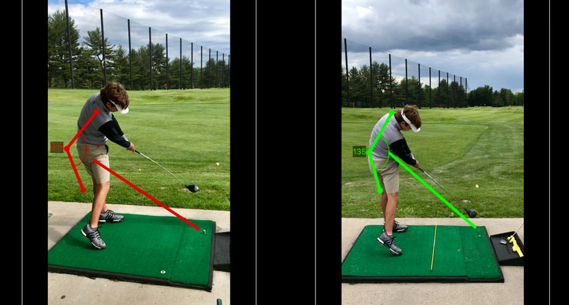 From The Lesson Tee: How Posture Affects Your Impact