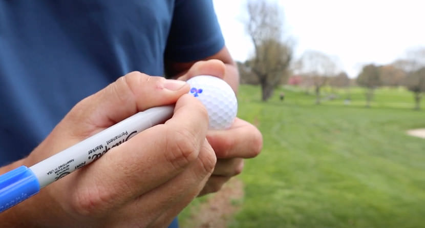 Why It Is Important To Mark Your Own Golf Ball