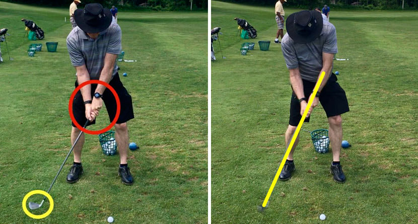 Stop Wasting The Power In Your Swing