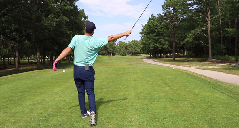 When Should You Hit A Provisional Ball?