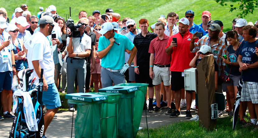 Jordan Spieth Frustrated By Fans Using Cell Phones