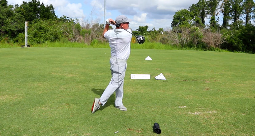 Add 20 Yards To Your Driver Downwind