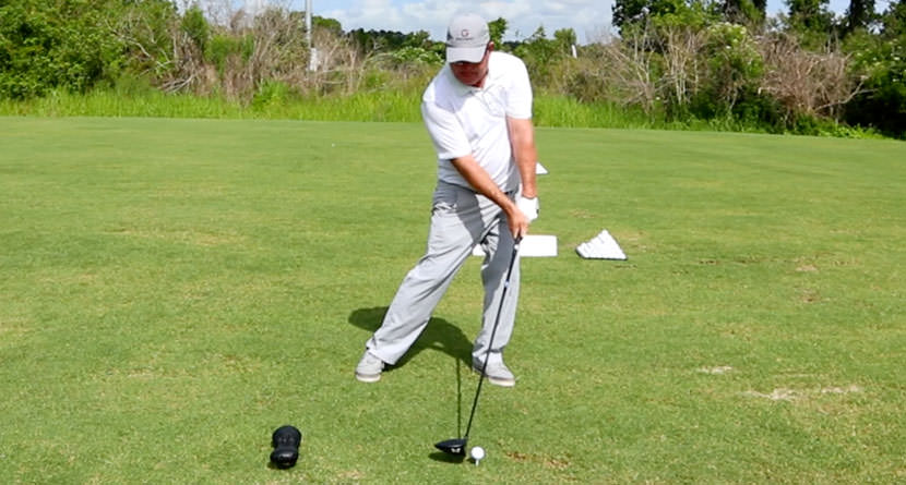 Find More Fairways With A Controlled Tee Shot