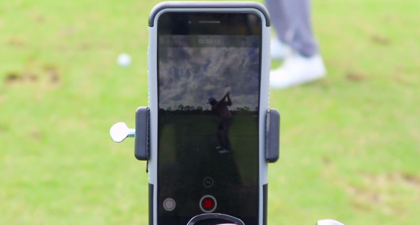 How To Properly Film Your Golf Swing