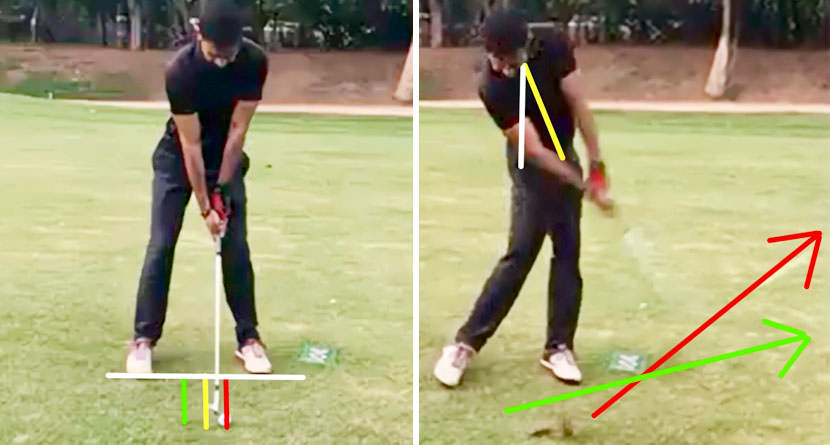 Lesson Tee: Clubs Going The Same Distance