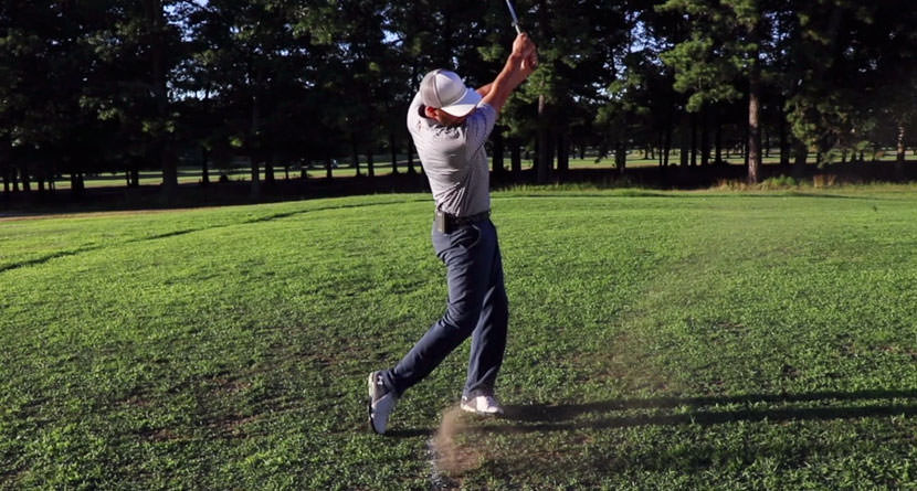 Become A Better Ball Striker With The Line Drill