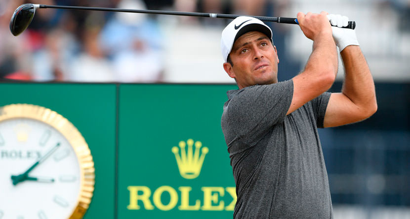 Molinari Emerges From Stacked Leaderboard To Win Open