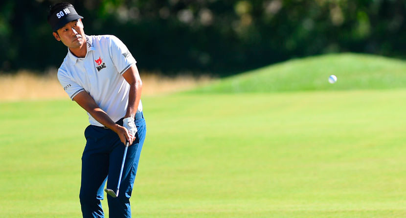 Tools: Kevin Na's Winning Clubs At The Greenbrier