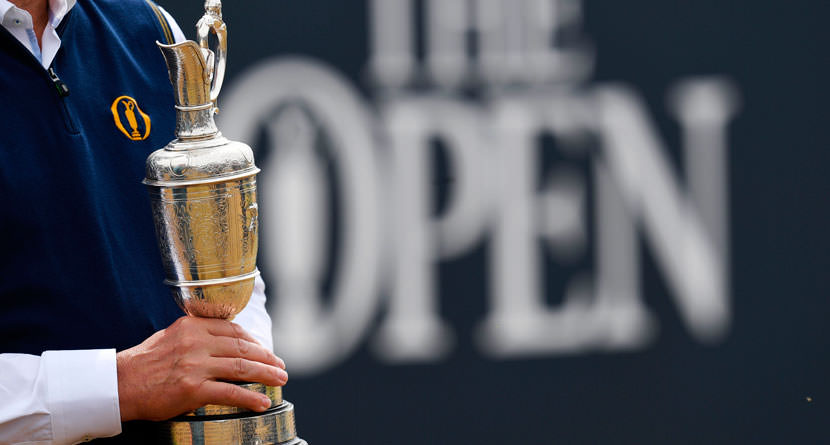 R&A Tests Drivers Of 30 Open Competitors