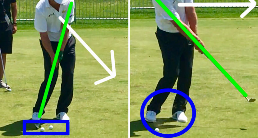 "Lesson Tee: ""Release"" Your Short Game Scoring"