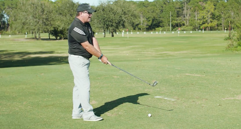 Guarantee A Square Clubface With A Simple Drill