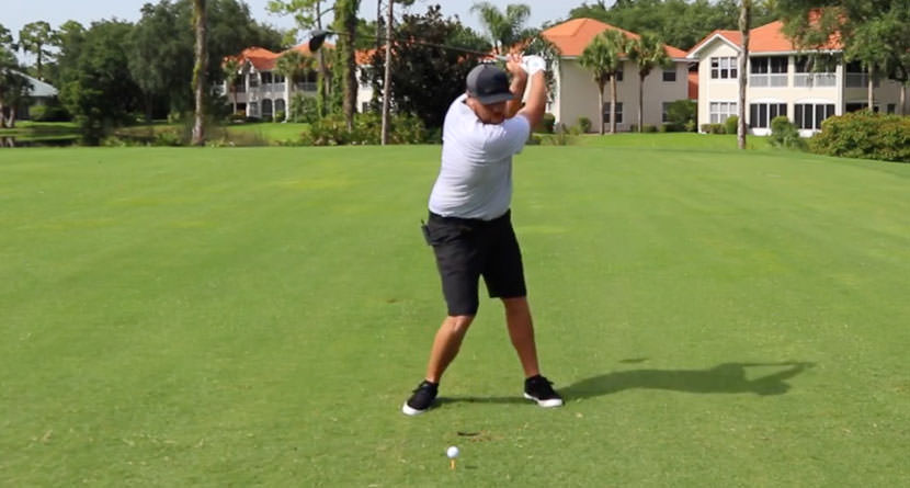 Swing Your Driver With Better Tempo
