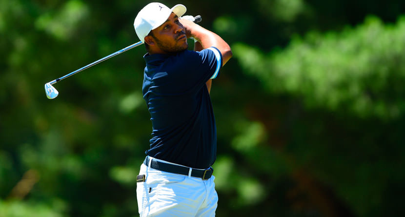 Varner III Celebrates Big Payday By Cutting Parents Grass