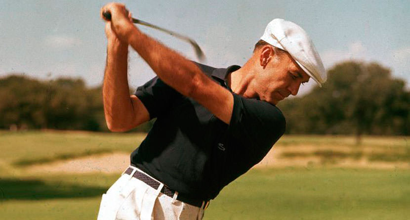 Strike The Ball Pure Like Ben Hogan