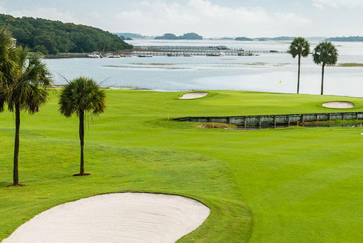 Kiawah Island Golf Resort | SwingU Clubhouse