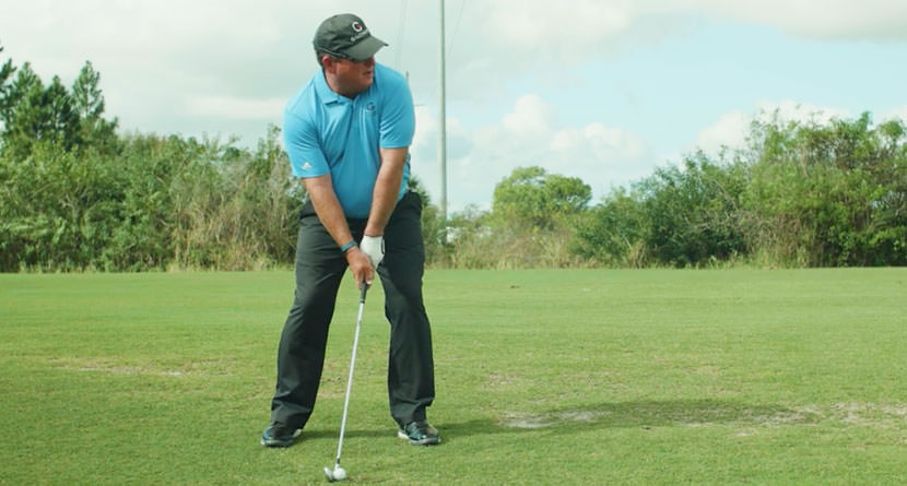 Create Stability With The Ball Below Your Feet