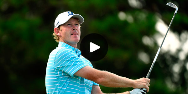 How'd He Hit That: Snedeker's Eagle Hole Out