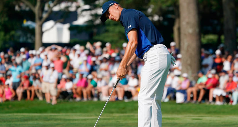 Trust Your Stroke Like Jordan Spieth
