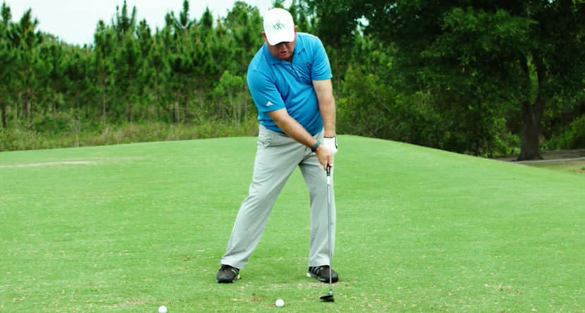 Flush Your Fairway Woods