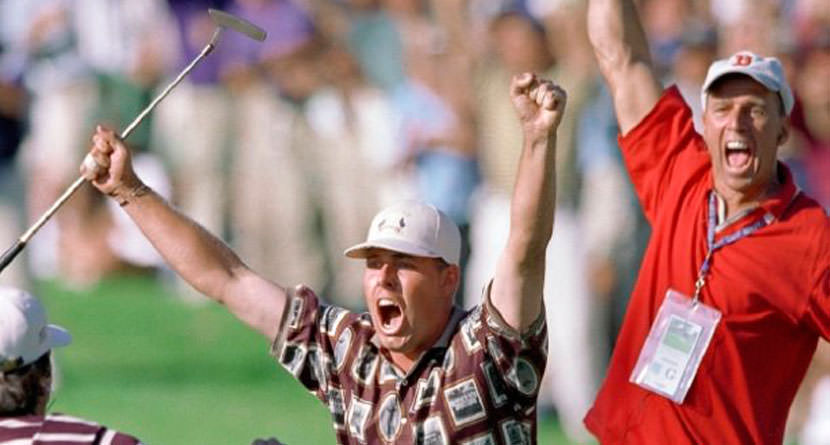 Inside Leonard's Iconic Ryder Cup-Clinching Putt