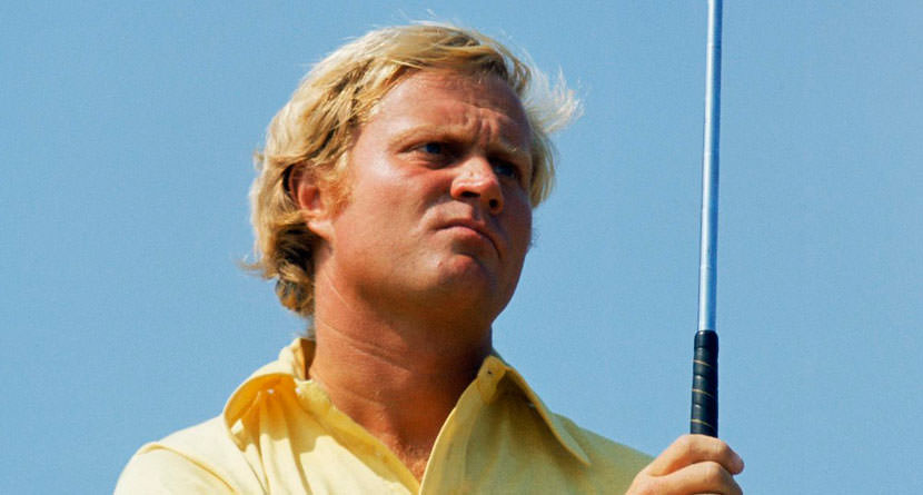 Hit Long Irons Like Nicklaus' Iconic 1-Iron