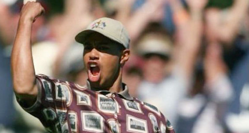 Tiger's Dramatic 1999 Ryder Cup Chip-In