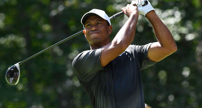 How Tiger Turned Around His Driving