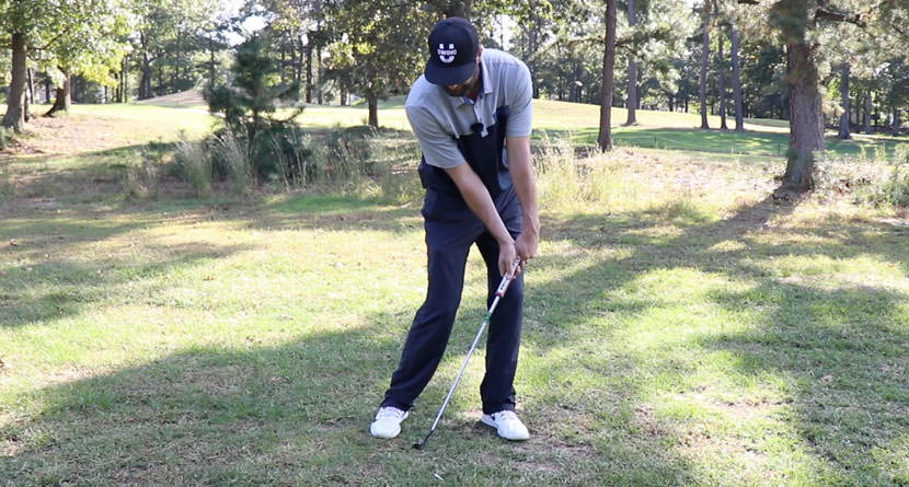 Hit Better Iron Shots By Practicing With Your Putter