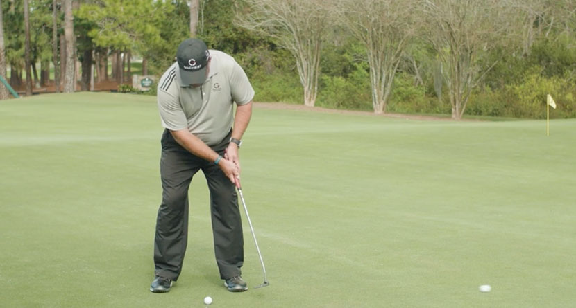 Start Your Putts On A Better Line