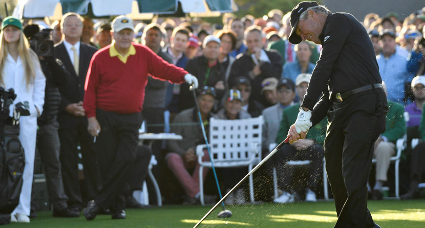 Get Power By Using Gary Player's Walk-Through